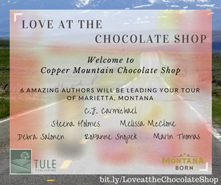 Love at the Chocolate Shop