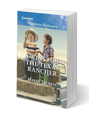 📘Twins for the Texas Rancher Digital Release Day
