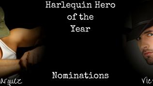 Harlequin Hero of the Year Nominations