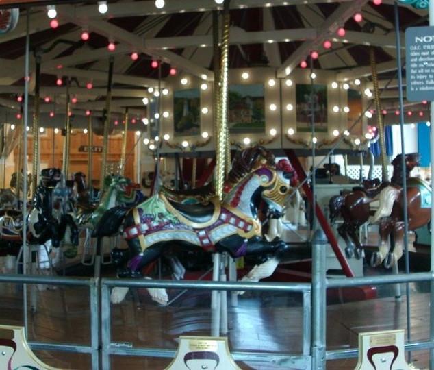 Merry-Go-Round Museum Sandusky, OH