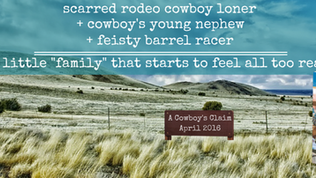 A Cowboy's Claim (Cowboys of the Rio Grande Book 3)