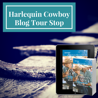 Harlequin Blog Tour - Stay At Home Mom