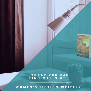 Guest Post: Man Oh Man! How Author Marin Thomas Created A Setting For Her Novel