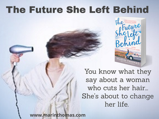 The Future She Left Behind Release Day