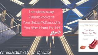 Yona Zeldis McDonough Book Giveaway #YonaZeldisMcDonoughLove