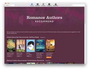NYT Bestselling Author Debbie Macomber Recommendations