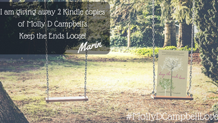 The last #CountdownToPromise is here! Molly D Campbell book giveaway!