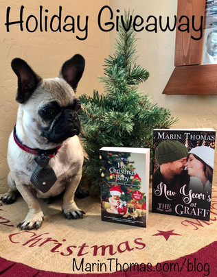 Bug the Frug Holiday Giveaway!