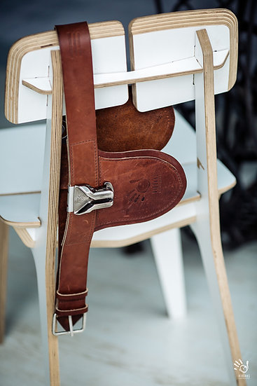 Photographer's Leather Belt / Photographer's Camera Belt / Professional Bespoke