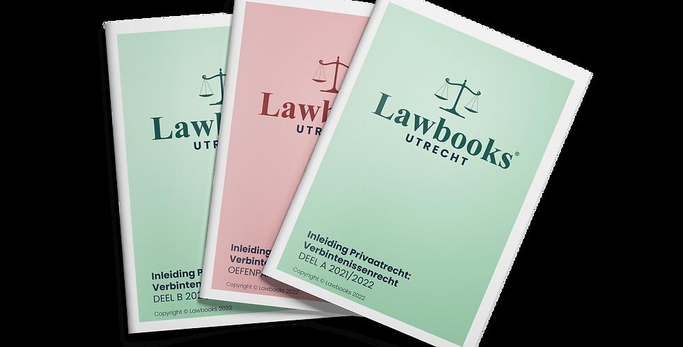 Alles voor Inleiding Privaatrecht: Verbintenissenrecht