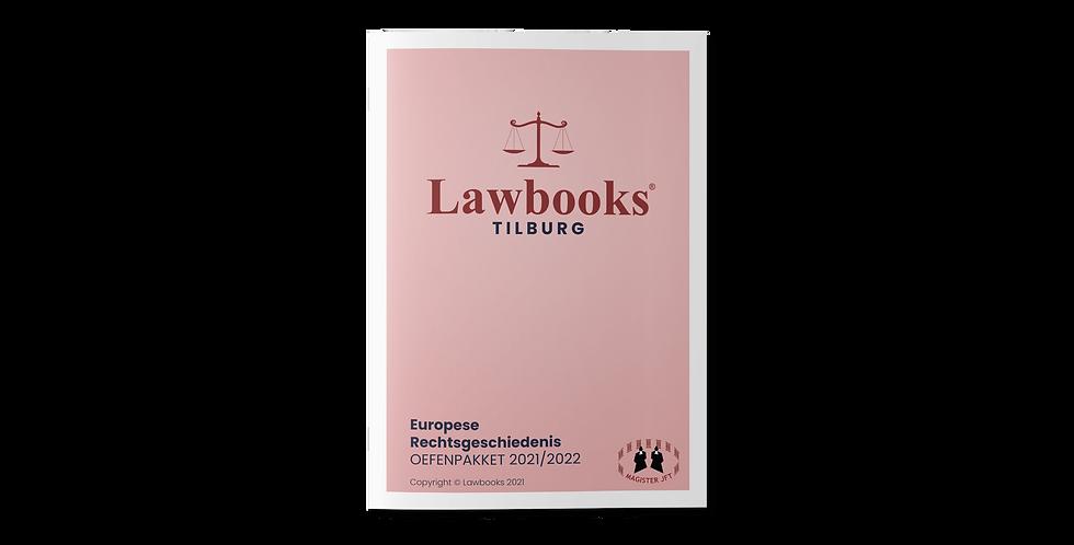 Europese Rechtsgeschiedenis OEFENPAKKET