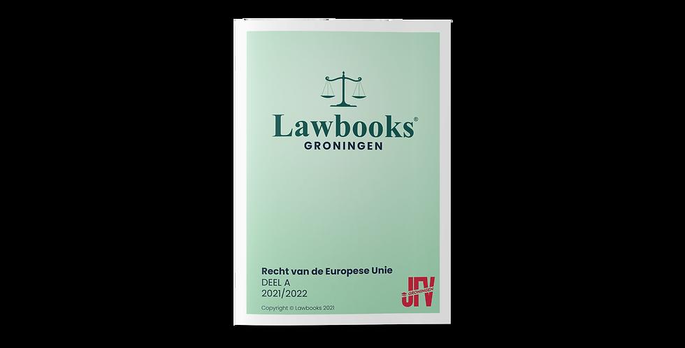 Recht van de Europese Unie DEEL A