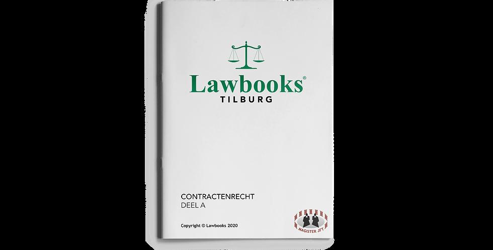 Contractenrecht ENDTERM DEEL A