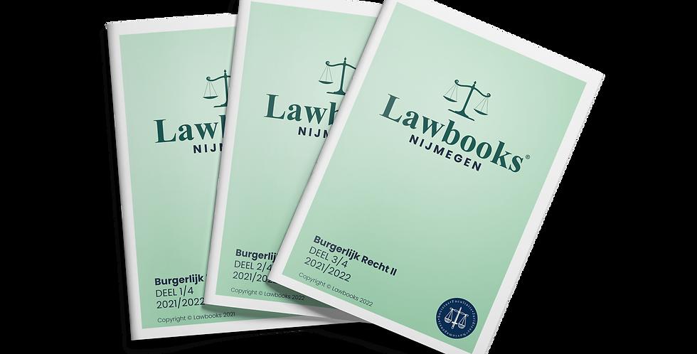 Totaalpakket Burgerlijk Recht II