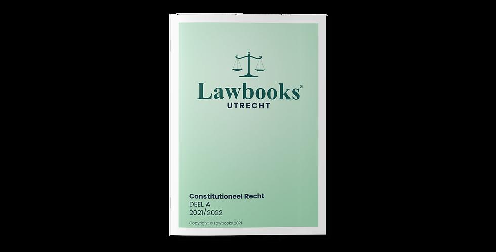Constitutioneel Recht DEEL A