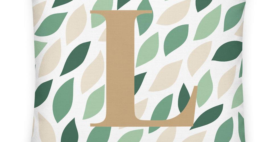 Leaves Kussen