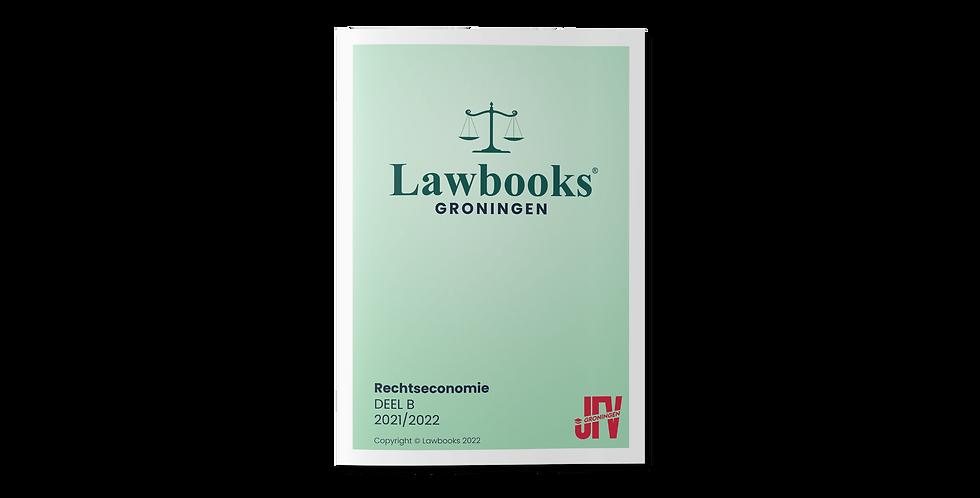Rechtseconomie DEEL B