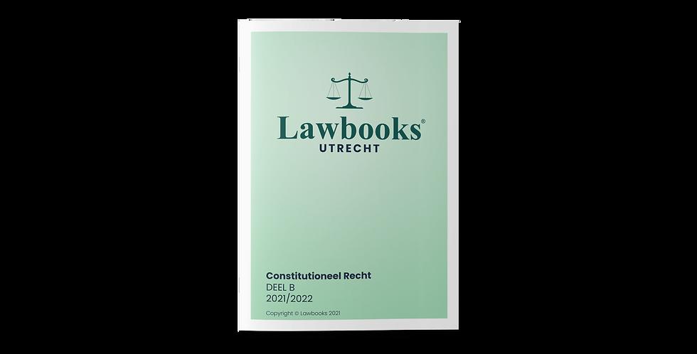 Constitutioneel Recht DEEL B