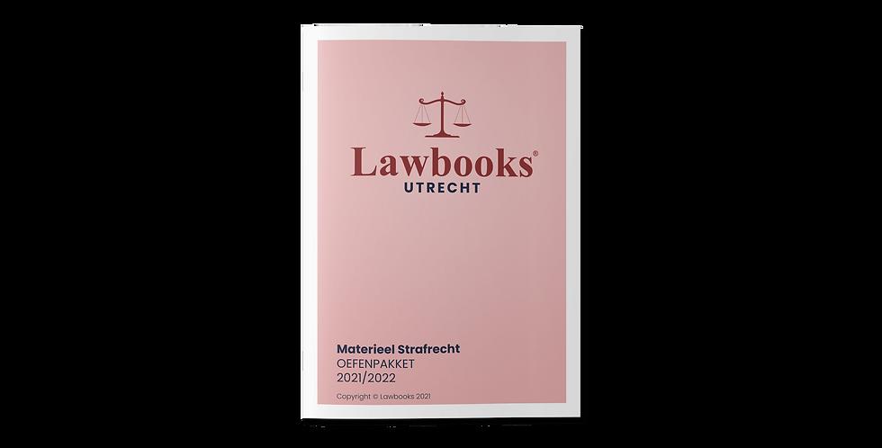 Materieel Strafrecht OEFENPAKKET