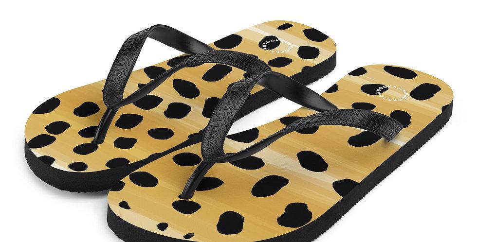 Flip-Flops Leopard