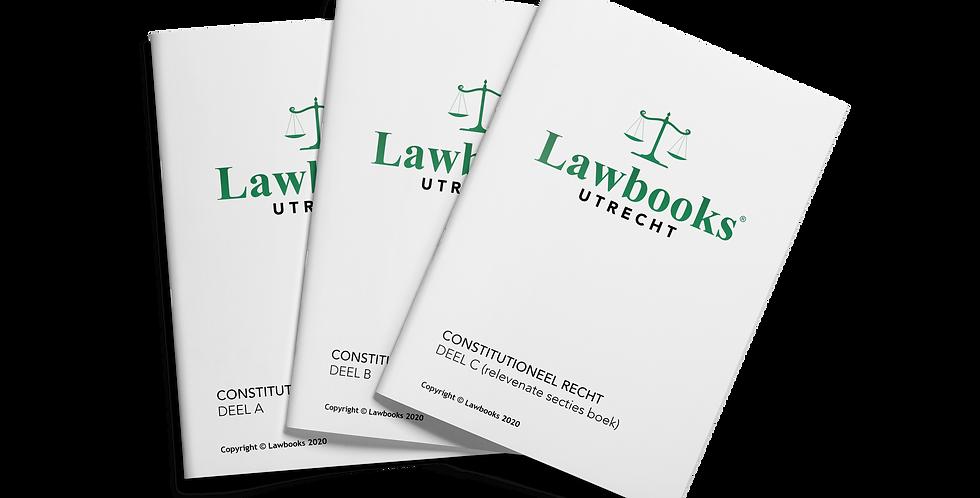 Constitutioneel Recht Pakket