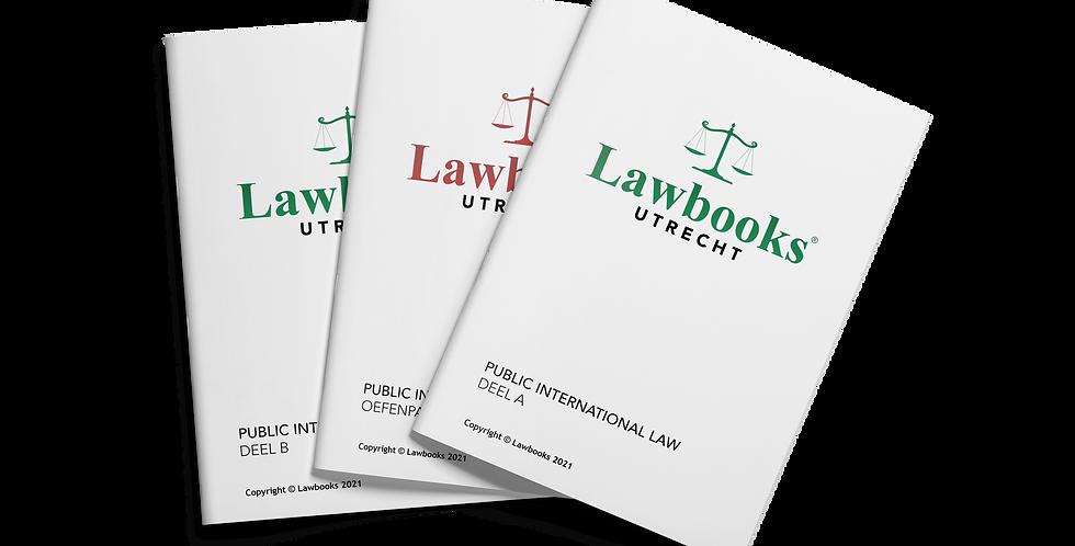 Alles voor Public International Law