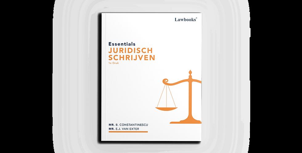 Essential Juridisch Schrijven