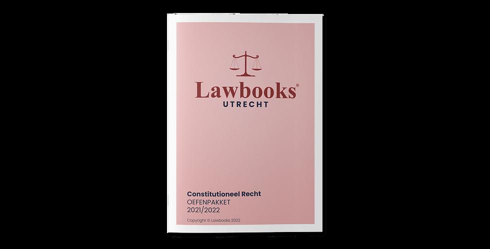 Constitutioneel Recht OEFENPAKKET