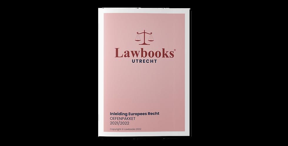 Inleiding Europees Recht OEFENPAKKET