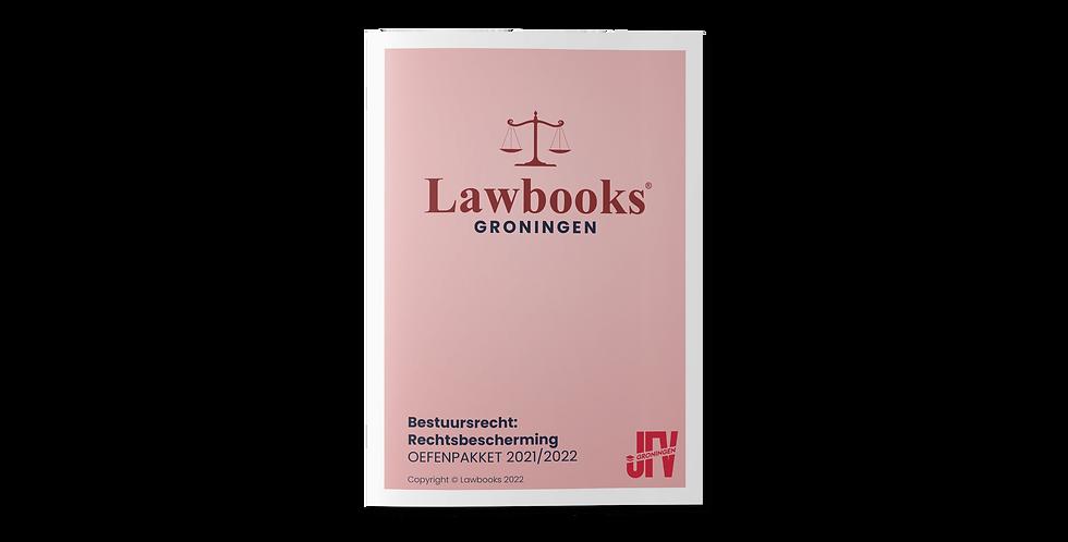 Bestuursrecht: Rechtsbescherming OEFENPAKKET