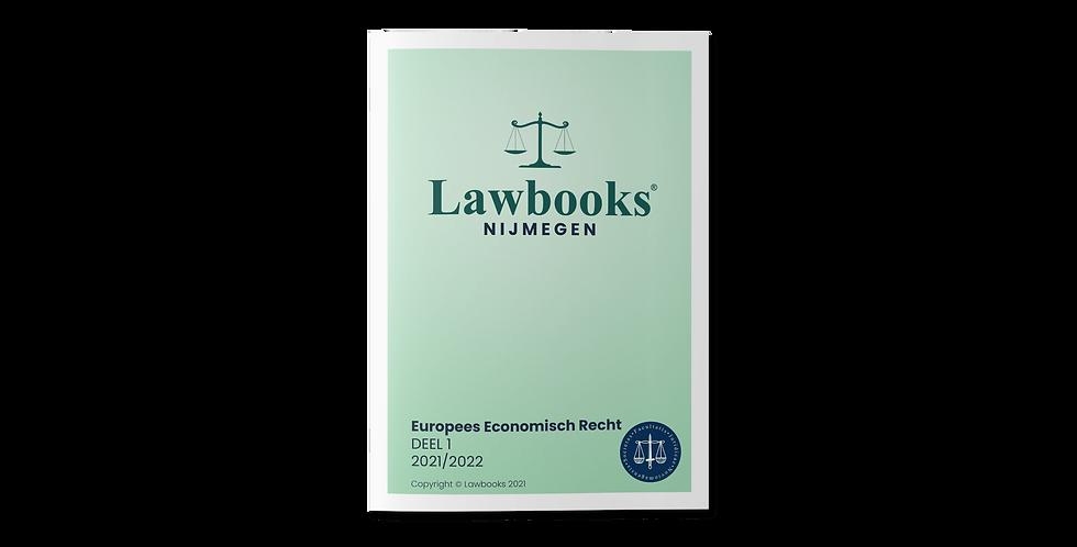 Europees Economisch Recht DEEL 1