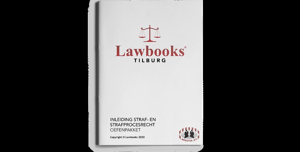 Inleiding Straf- en Strafprocesrecht OEFENPAKKET