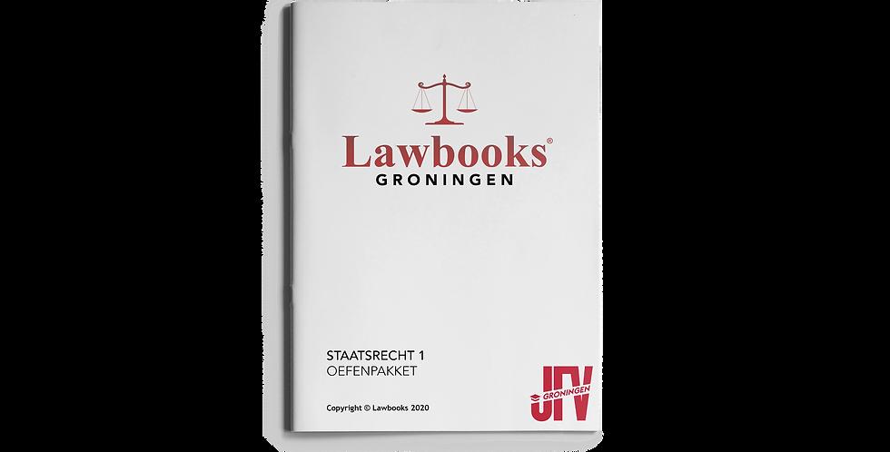 Staatsrecht 1 OEFENPAKKET