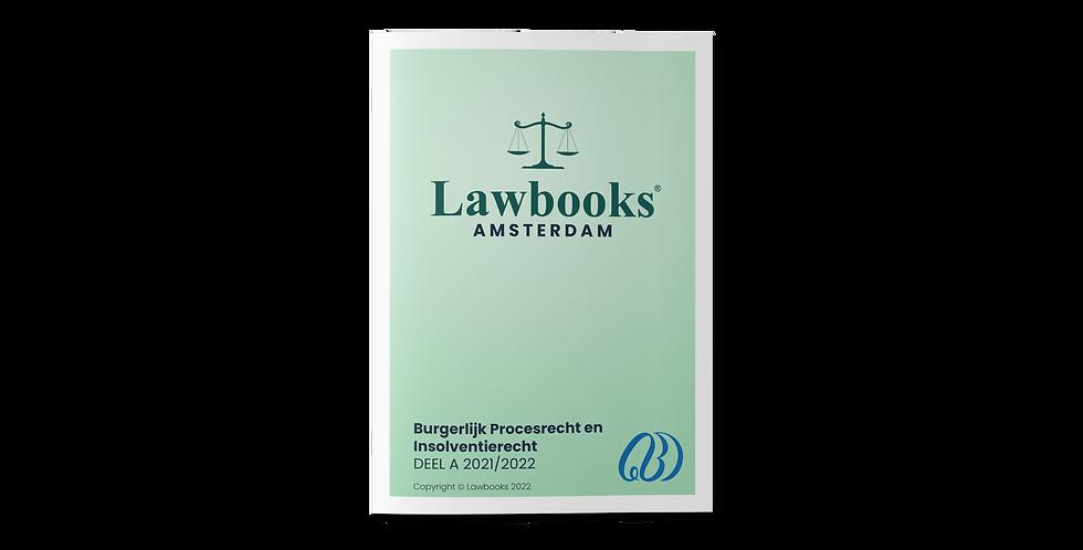 Burgerlijk Procesrecht en Insolventierecht DEEL A