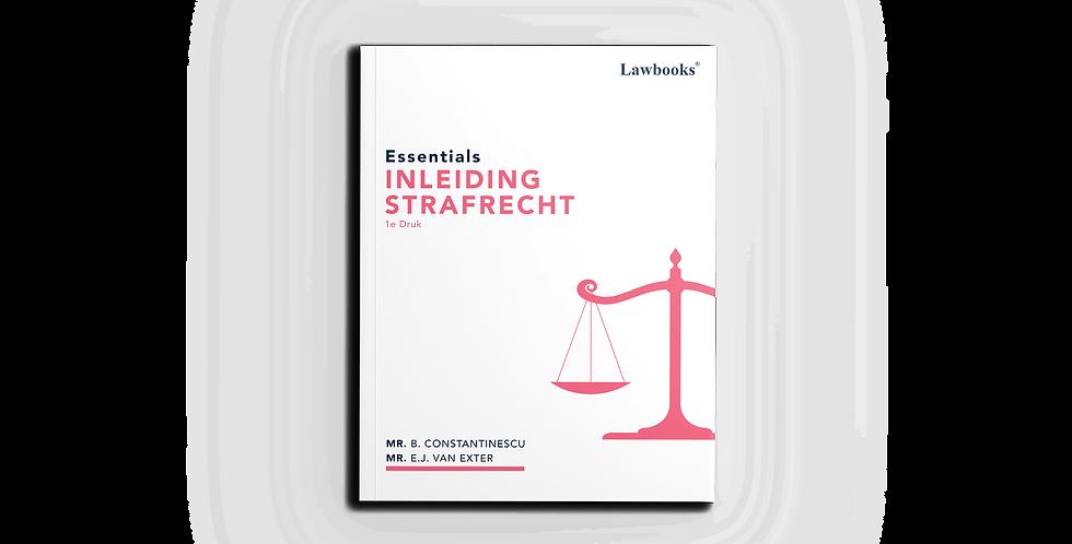 Essential Inleiding Strafrecht