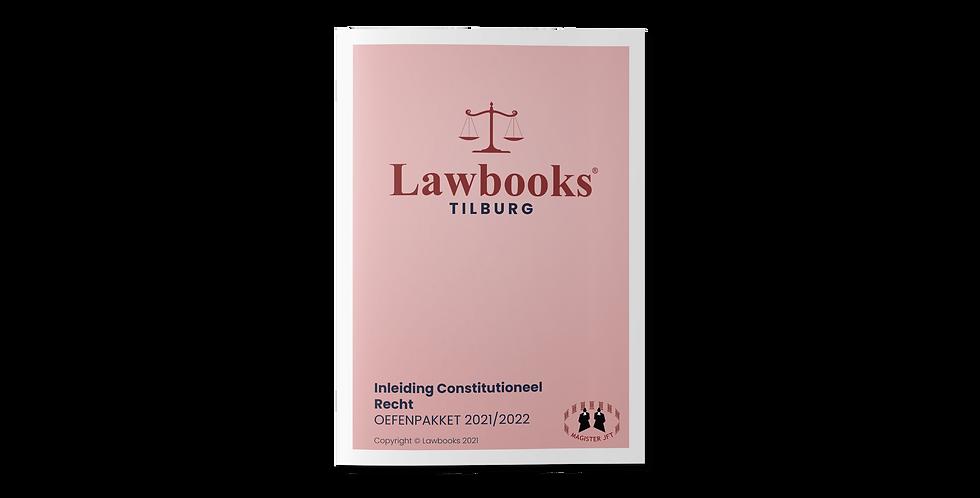 Inleiding Constitutioneel Recht OEFENPAKKET