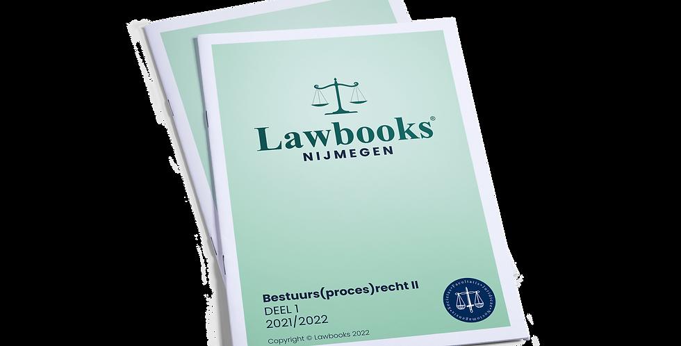 Totaalpakket Bestuurs(proces)recht II