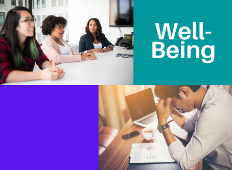 Employee Burnout, Engagement & Create Space for Well-Being