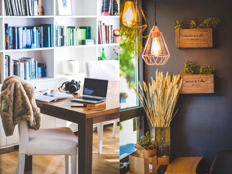 40% of your time is at work, how do we make it feel more like home?