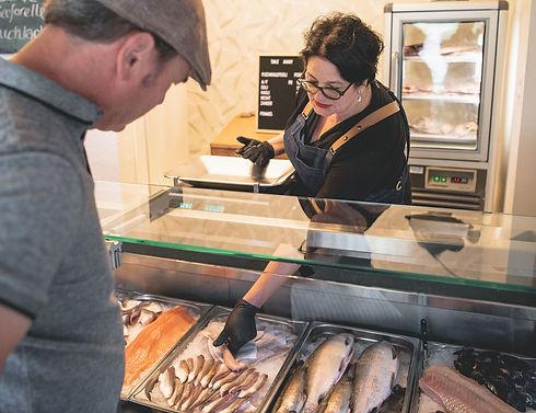Hofer Fischerei Fischladen