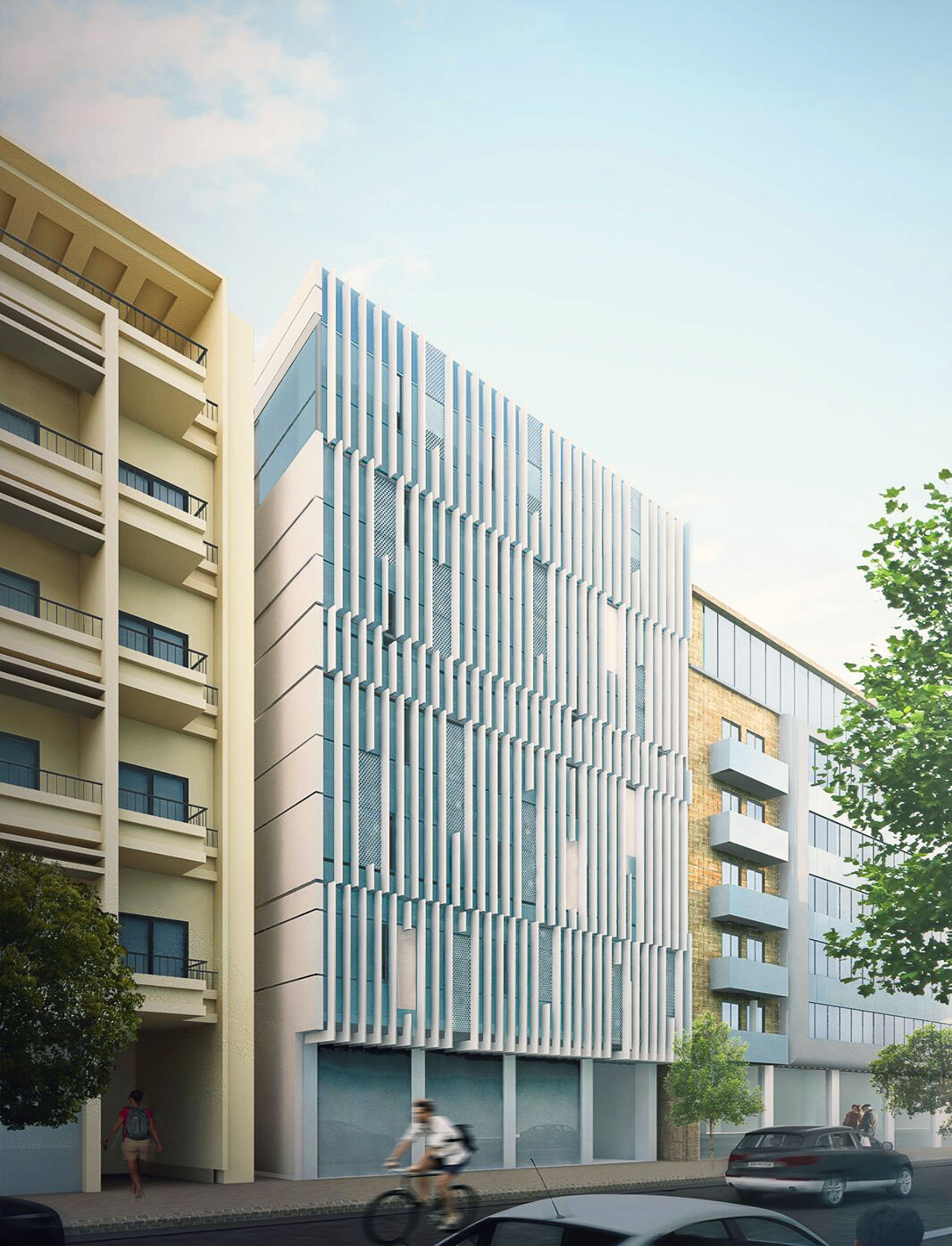 Nadec Medical center - Beirut, Lebanon