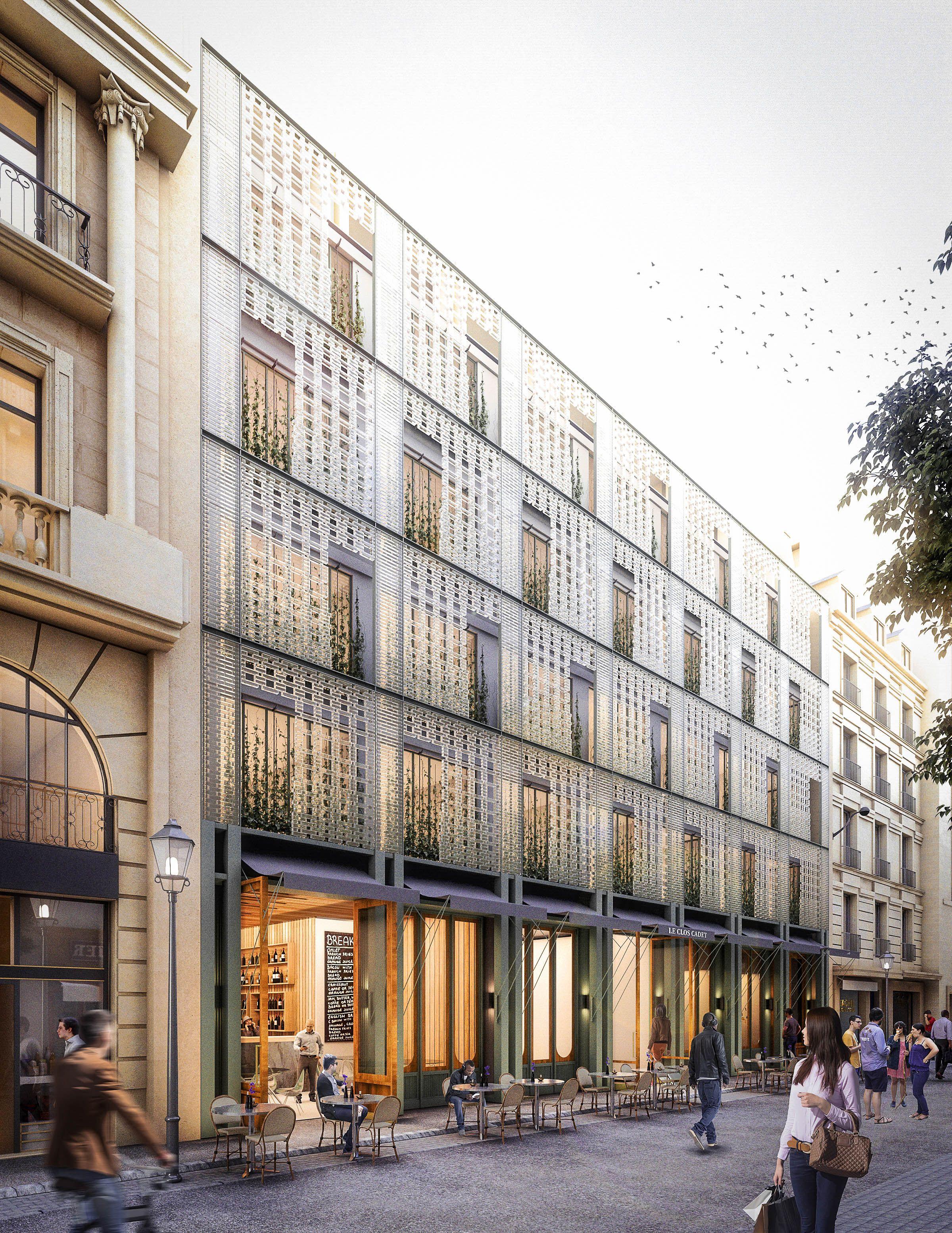 Hotel - Paris 2019