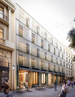 Hôtel, France