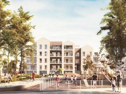Appartements résidentiels - France