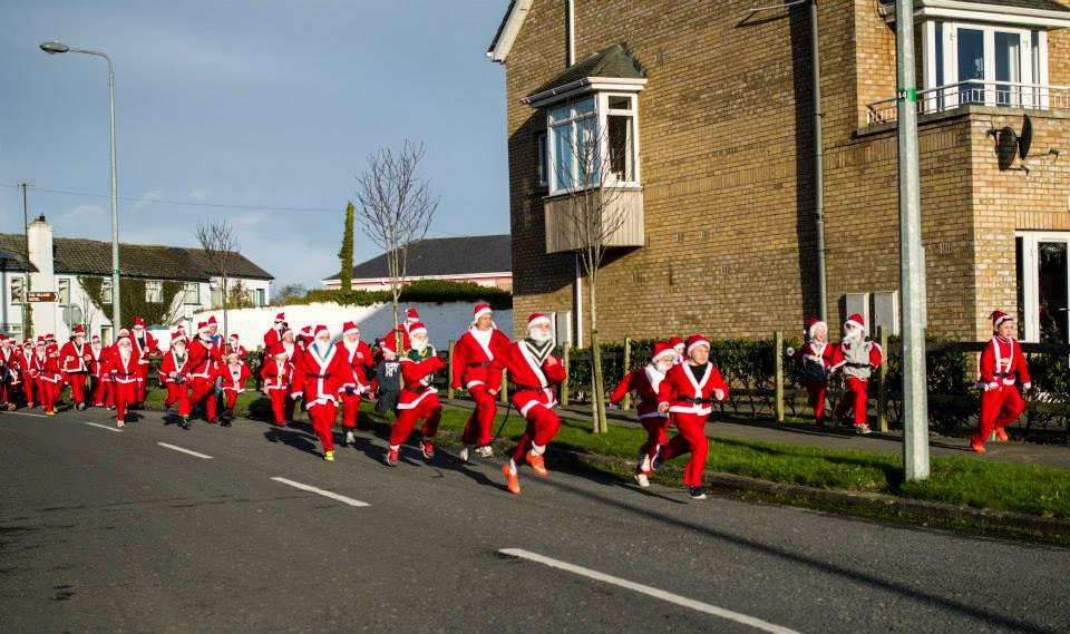 Santa's Little Helpers Start