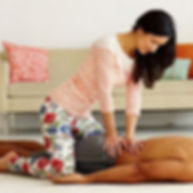 Two-Hour Class teaches couples how to give the perfect massage in their own home. Perfect for date night!