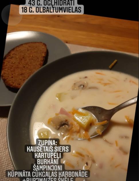 Siera zupa