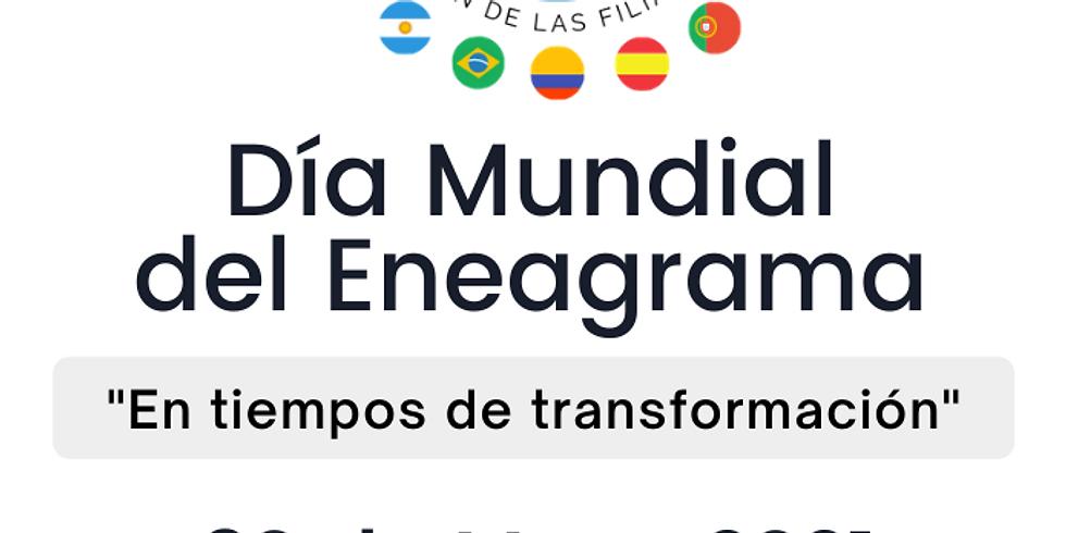 Celebración del Día Mundial del Eneagrama - IEA LATINAS