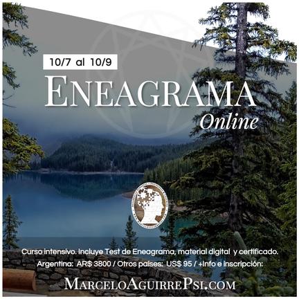 Curso Intensivo de Eneagrama Online