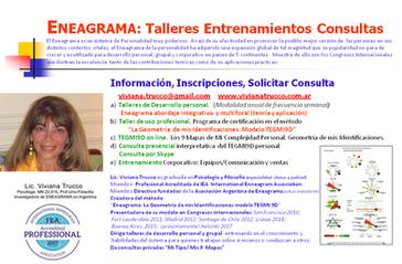 Talleres, Entrenamientos,Consultas 2017.